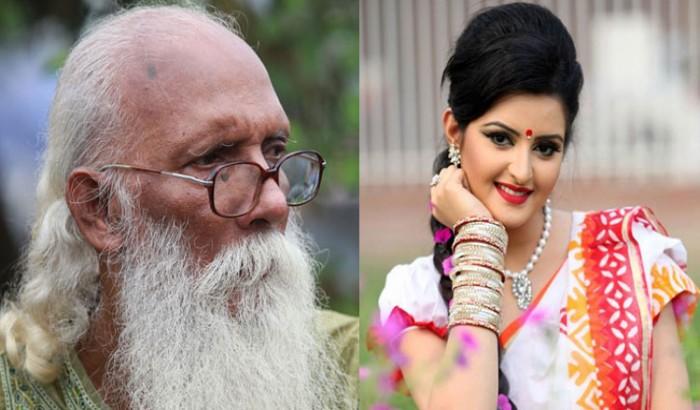 পরীমনি আমাদের সুচিত্রা সেন : কবি নির্মলেন্দু গুণ