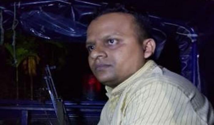 ছাত্রদল সভাপতি রাজিব আটক