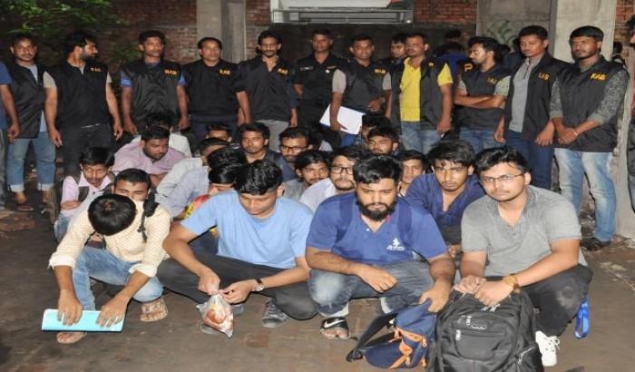 মাদকবিরোধী অভিযান: বেসরকারি বিশ্ববিদ্যালয়ের ৩২ শিক্ষার্থীর কারাদণ্ড