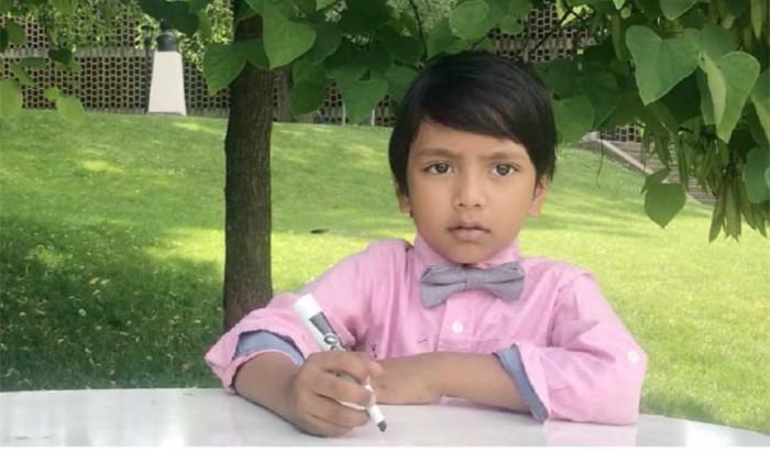 ছয় বছর বয়সী সুবর্ণকে স্বীকৃতি দিয়েছে হার্ভার্ড বিশ্ববিদ্যালয়